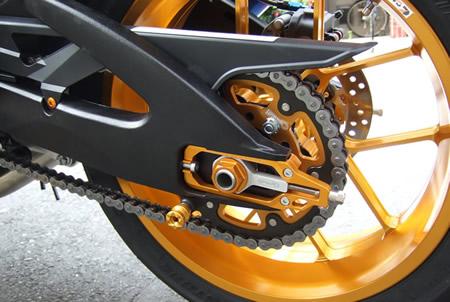 遅すぎた!事故になる前にバイクのスプロケットの交換を!!のサムネイル画像