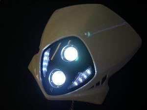 モンキーのヘッドライトが簡単に明るくなる方法をご紹介します!のサムネイル画像
