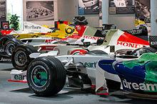 2015年、ホンダがF1に復帰!新たな黄金期を築くことができるか?のサムネイル画像