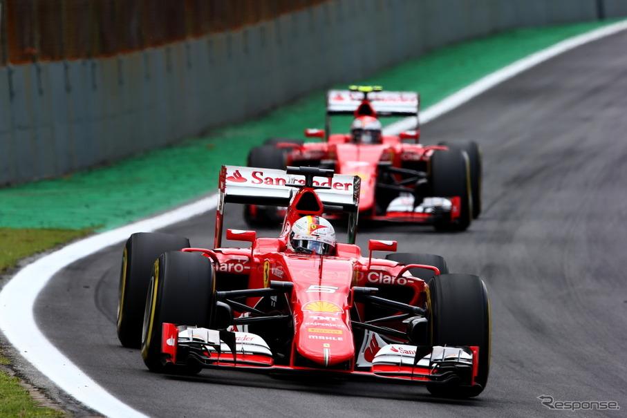 F1を、このチーム無しには語れない。スクーデリア・フェラーリ!のサムネイル画像