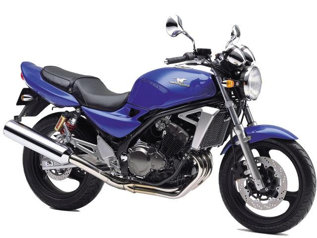 カワサキの人気ロングセラーバイク、バリオスのマフラーってどう?のサムネイル画像