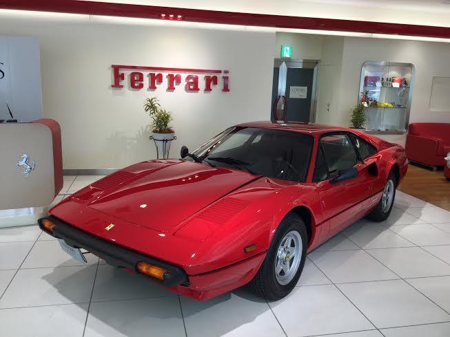 根強い人気のある、フェラーリ308について紹介していきます。のサムネイル画像