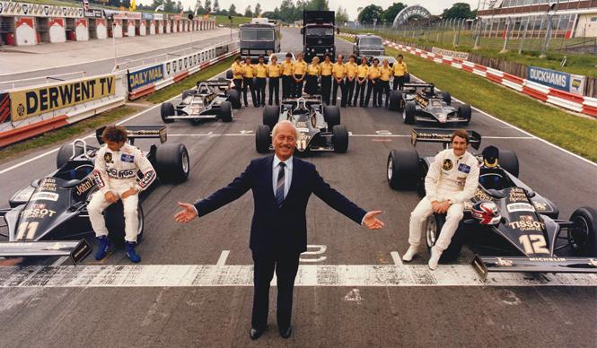 F1グランプリの名門コンストラクター ロータスの歴史を振り返るのサムネイル画像