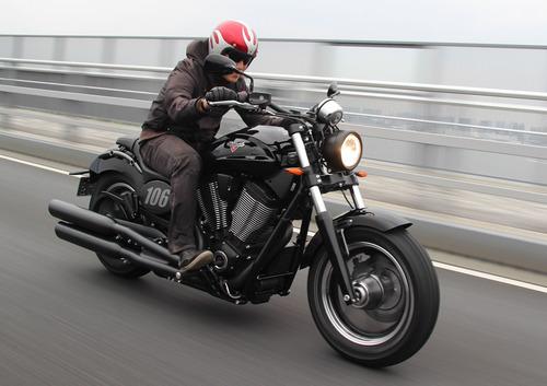 私がチョイスする、アメリカンバイクに合うヘルメットまとめ!のサムネイル画像
