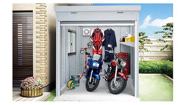 バイクガレージの中古市場が熱い!?バイクガレージ情報をご紹介!のサムネイル画像