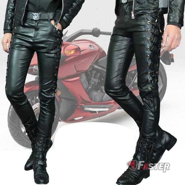 バイク乗りに人気のレザーパンツ!メリットやおすすめとは?のサムネイル画像
