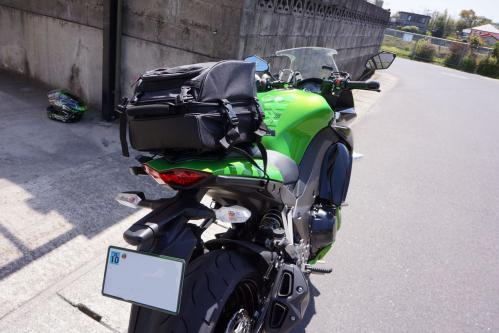 バイクのシートバッグの使い勝手の良さはピカイチ!その理由とは?のサムネイル画像