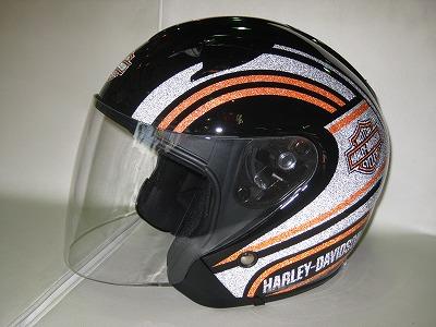 ハーレーダビットソン乗りのためのこだわりヘルメット選び!のサムネイル画像