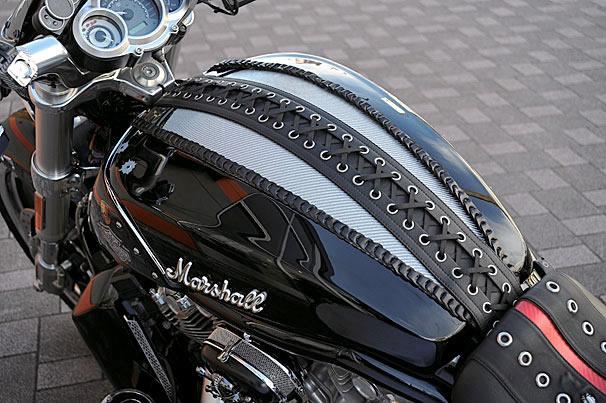バイクの美しさはタンクから!誰もが納得するそのタンクについて!のサムネイル画像