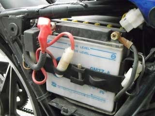 バイクのバッテリー上がりになった!でも安心できる理由をご紹介!のサムネイル画像