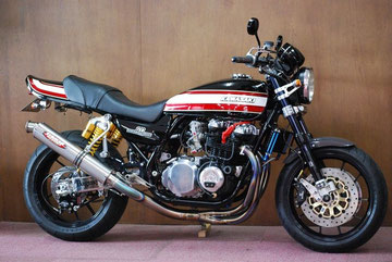 憧れのナナハンバイク!カワサキ ゼファー750をカスタムしよう!のサムネイル画像